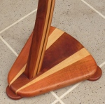 Art Deco Plant Stand 1